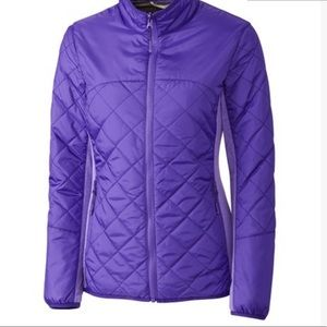 Quilted lightweight jacket from Cutter and Buck
